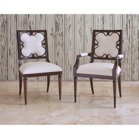 Clover Side Chair - Walnut