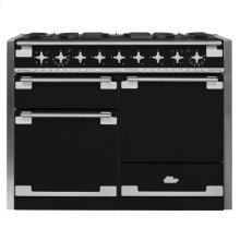 Matte Black AGA Elise Dual Fuel Range  AGA Ranges