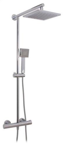 "Ezee Kube 1/2"" thermostatic shower column"