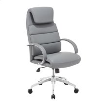 Lider Comfort Office Chair Gray