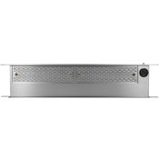 "46"" Downdraft, Silver Stainless Steel"