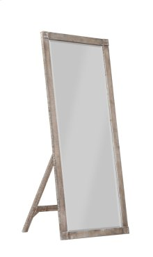 Emerald Home B562-26 Briar Crest Floor Mirror, Cappuccino Gray