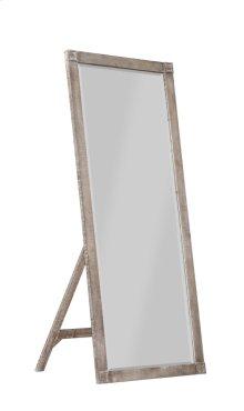 Emerald Home B562-26 Briar Crest Floor Mirror, Cappuccino Gray