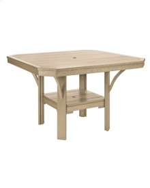 "T35 45"" Square Dining Table"