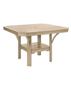 """T35 45"""" Square Dining Table"""