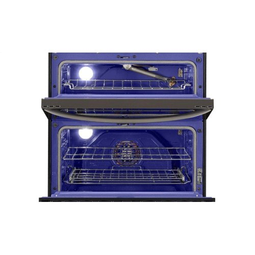 6.9 cu. ft. Gas Double Oven Range with ProBake Convection®, EasyClean® and Gliding Rack **OPEN BOX** West Location