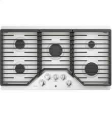 "GE Profile Series 36"" Built-In Gas Cooktop"