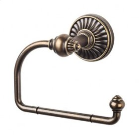 Tuscany Bath Tissue Hook - German Bronze