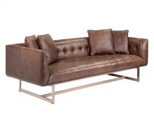 Matisse Sofa - Saddle