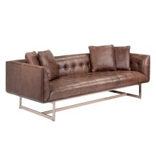 Matisse Sofa - Saddle