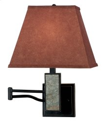 Dakota - Wall Swing Arm Lamp