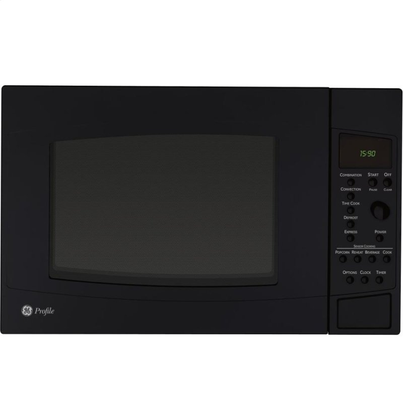 norco convection slate by ge la oven in cafe ovens countertop products countertops microwave appliances ft frrbeuntttko black