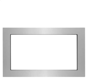 Frigidaire Stainless 30'' Microwave Trim Kit