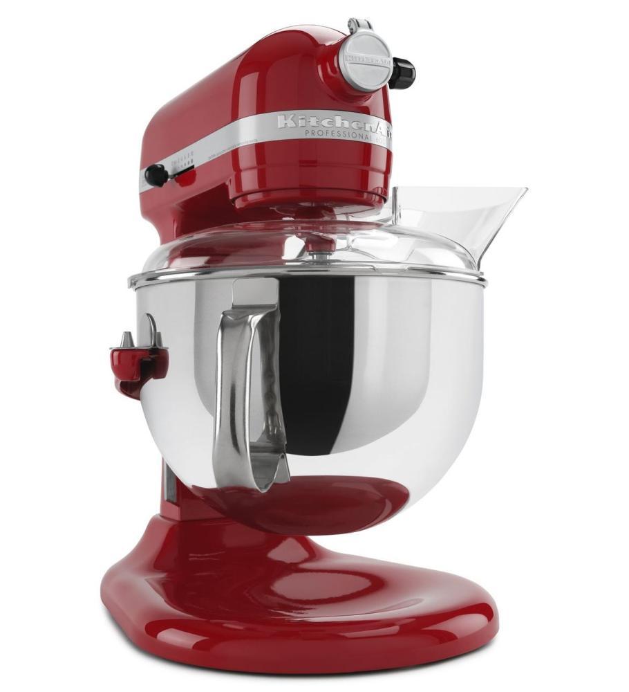 Hidden · Additional KitchenAid Professional 600 Series 6 Quart Bowl Lift  Stand Mixer   Nickel Pearl