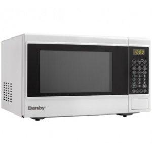 DanbyDanby 1.4 cu ft. White Sensor Countertop Microwave