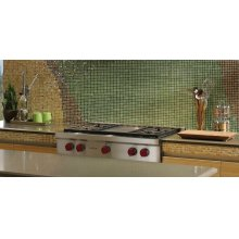 "36"" Sealed Burner Rangetop - 4 burners, Griddle"