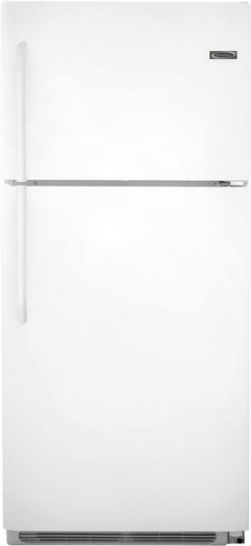18.2 Cu.Ft. Capacity Top Mount Refrigerator Hidden
