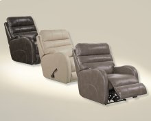Power Wall Hugger Recliner w/USB Port - Coffee