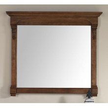 "Brookfield 47.25"" Mirror, Country Oak"