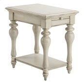 Delphi Chairside Table