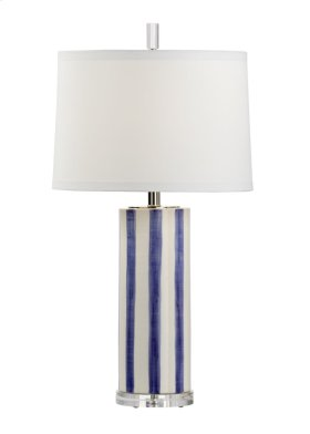 Sailor Stripe Lamp - Blue