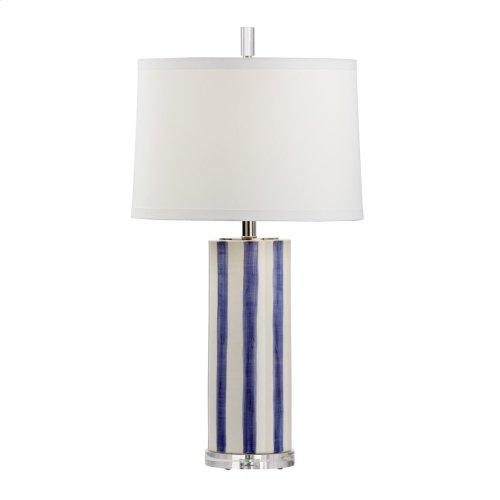 Sailor Stripe Lamp - Blue