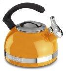 2.0-Quart Stove Top Kettle with C Handle - Mandarin Orange Product Image