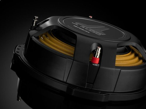12-inch (300 mm) Subwoofer Driver, Dual 8