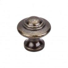 Ascot Knob 1 1/4 Inch - German Bronze