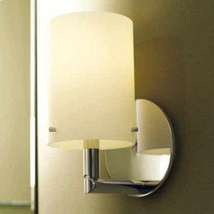 Sine Single Light - Satin Nickel Product Image