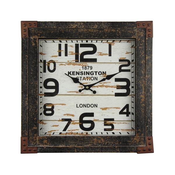 TimeTrack Wall Clock