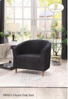 Accent Chair Black Product Image