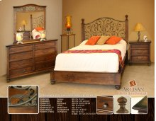 Venecia Eight Drawer Dresser