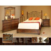 Venecia Eight Drawer Dresser
