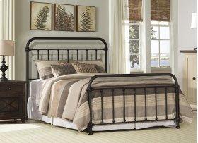 Kirkland Twin Bed Set - Dark Bronze