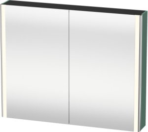 Mirror Cabinet, Jade High Gloss Lacquer