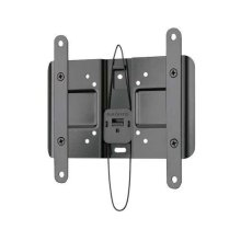"""Black Premium Series Fixed-Position Mount for 13"""" - 39"""" flat-panel TVs up 50 lbs."""