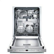 100 Series built-under dishwasher 24'' Stainless steel SHX84AYD5N