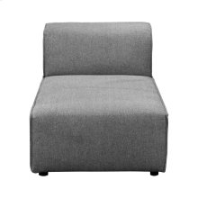 Rodeo Chaise Dark Grey