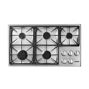 "DacorHeritage 36"" Professional Gas Cooktop, Natural Gas/High Altitude"