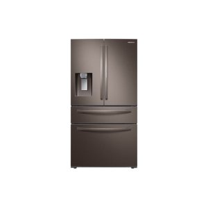 Samsung Appliances28 cu. ft. 4-Door French Door Refrigerator with Food Showcase in Tuscan Stainless Steel