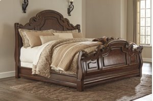 B715  Florentown - Dark Brown Bedroom Group