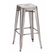 Detroit - Modern Steel Bar Stool (Set of 2)