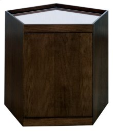 Cate Wood Door Bunching Cocktail Table G216C