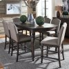 Liberty Furniture Industries 7 Piece Gathering Table Set