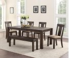 Dining Table and Two Side Chairs Product Image