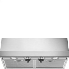 "24"" Pro-Style, Under Cabinet Hood, Stainless Steel"
