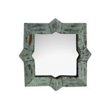 Green Copper Mirror