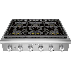 Thermador36-Inch Professional Rangetop