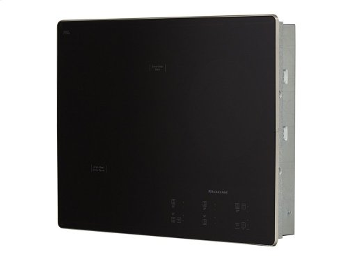 """30"""" Electric Cooktop with 5 Elements and Touch-Activated Controls - Black"""